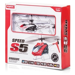 Syma, RC Helikopter S5 Speed 23 cm