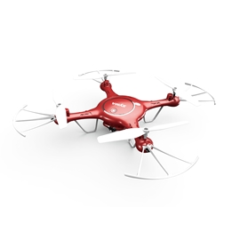 Syma, Quadcopter Drönare X5UW Wifi FPV Camera