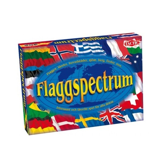 Tactic, Flaggspectrum