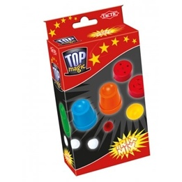 Tactic, Trix Mix 10 olika Fingerborgstrick