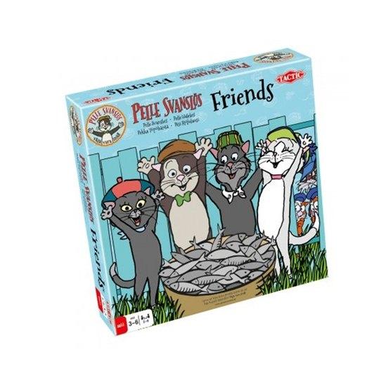 Pelle Svanslös, Vänner spel (våga vara snäll)