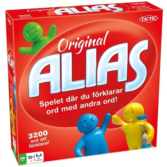 Tactic, Alias Original