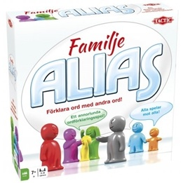 Tactic, Familje Alias