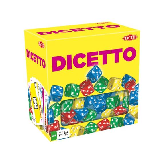 Tactic, Dicetto