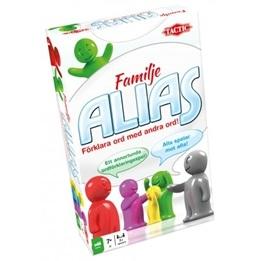 Tactic, Familje Alias Resespel