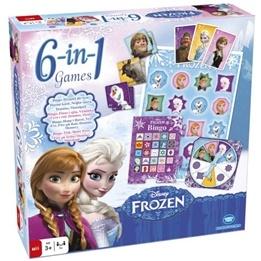 Tactic, Disney Frozen 6 spel i 1