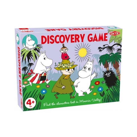 Mumin, Jungle Adventure