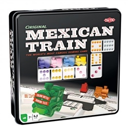 Tactic, Mexican Train i plåtask