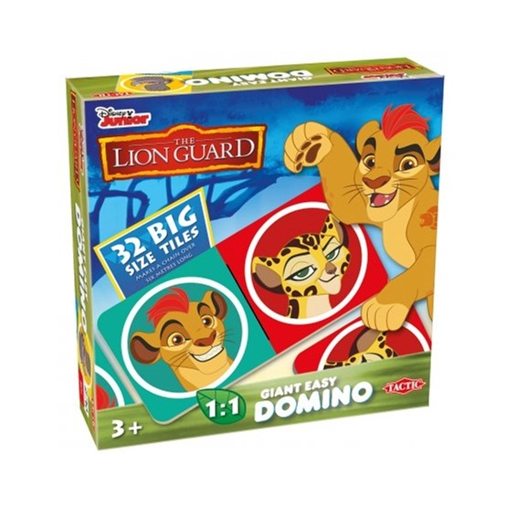 Lion Guard, Giant Easy Domino