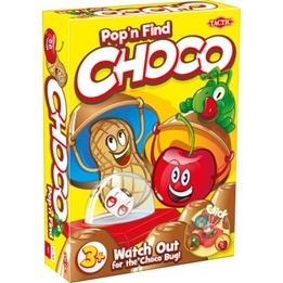 Tactic, Pop'n Find Choco