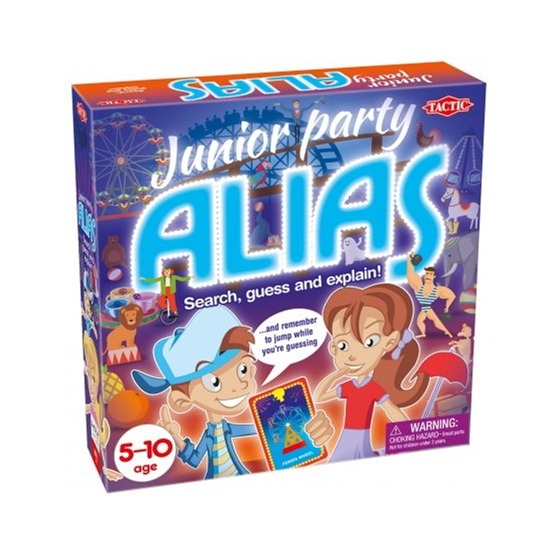 Tactic Spel Junior Party Alias