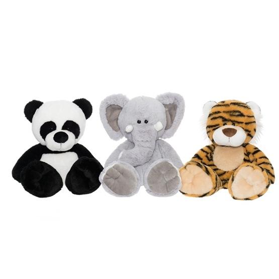 Teddykompaniet, Jungle Friends - Tiger 38 cm