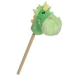 Teddykompaniet, Käpphäst Dino Grön 80 cm