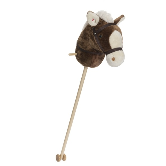 Teddykompaniet Käpphäst med ljud 100 cm