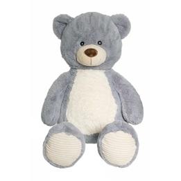 Teddykompaniet, Nalle 100 cm Grå