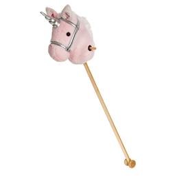 Teddykompaniet Käpphäst Enhörning 100 cm (rosa)