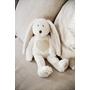 Teddykompaniet, Teddy Cream- Kaninvit 33 cm