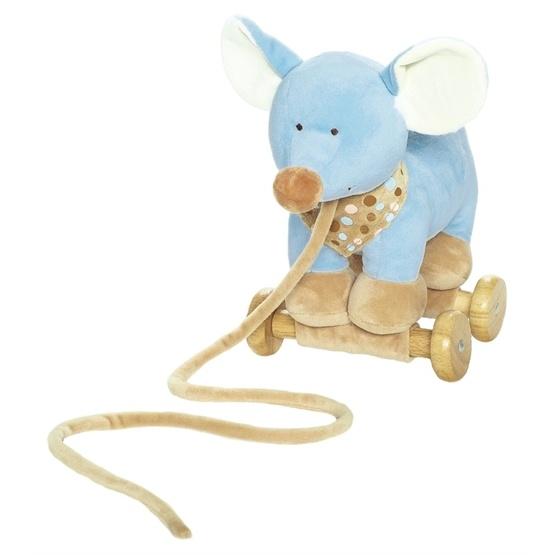Teddykompaniet, Diinglisar Mus på Hjul