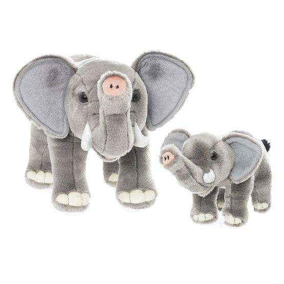 Teddykompaniet, Teddy Wild- Elefant, 48cm