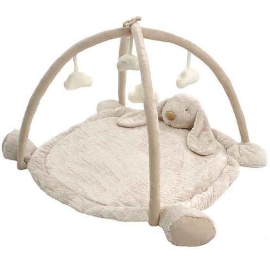 Teddykompaniet, Lolli Bunnies - Babygym 80x80 cm
