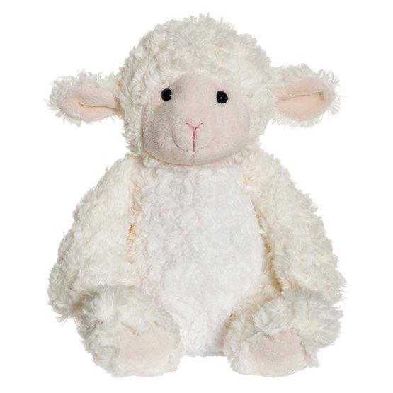 Teddykompaniet, Softies Lammet Lilly 28 cm