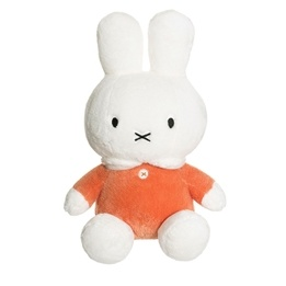 Miffy, Mjukis Sittande Orange 32 cm