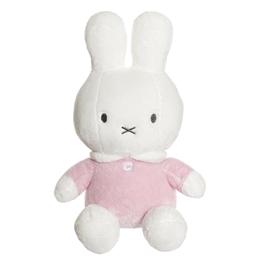 Miffy, Mjukis Sittande Rosa 32 cm