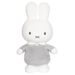 Miffy, XL Gosedjur Grå 50 cm