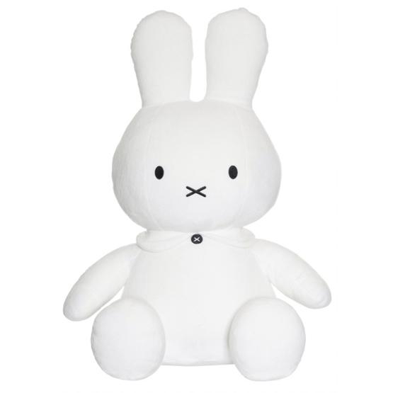 Miffy, Mjukisdjur XXL 60 cm vit
