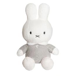 Miffy, Mjukisdjur 30 cm grå