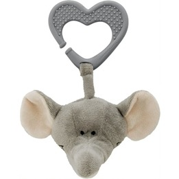Teddykompaniet, Diinglisar Wild - Bitleksak/vagnhänge Elefant