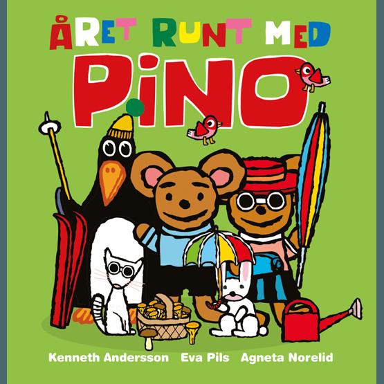 Pino, Året runt med Pino