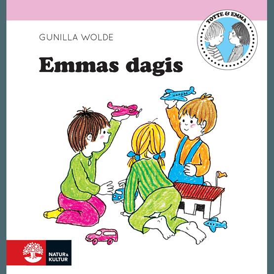 Totte & Emma, Emmas dagis