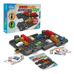 Thinkfun, Rush Hour Shift
