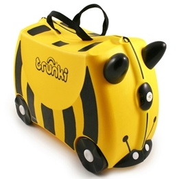 Trunki - Resväska - Bernard The Bee