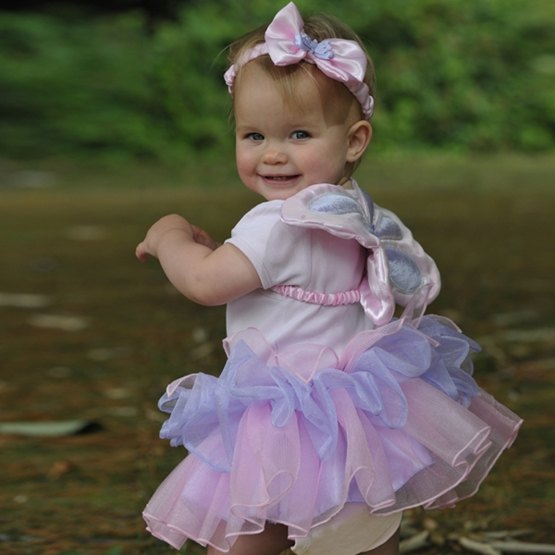3-18 months Baby Fairy Wings Set by Travis Dress Up By Design
