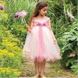 Travis Designs, Summer Fairy & wand 6-8 år