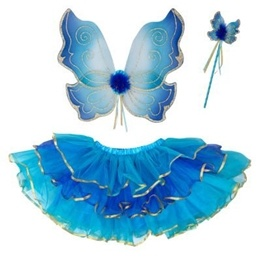 Travis Designs, Turquoise Sparkle Fairy Set