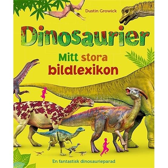 Tukan, Dinosaurier Mitt stora bildlexikon