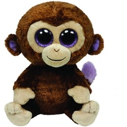 TY, Beanie Boos - Coconut Apa 23 cm
