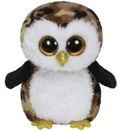 TY, Beanie Boos - Owliver Uggla 30 cm