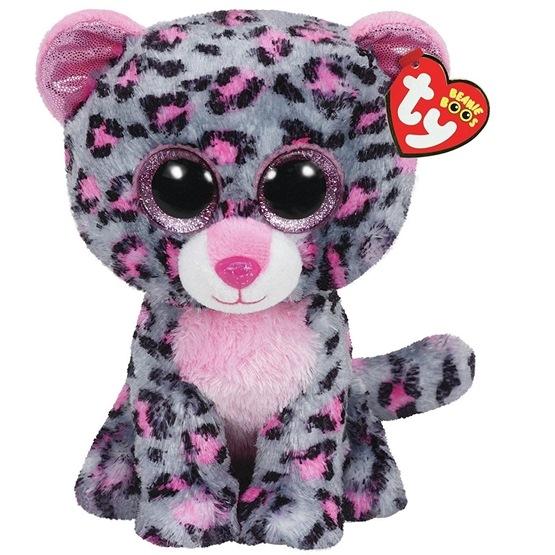 TY, Beanie Boos - Tasha Leopard 15 cm
