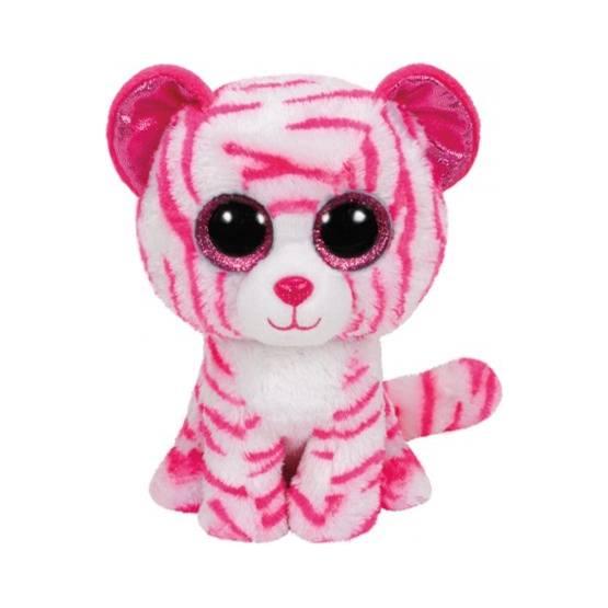 TY, Beanie Boos - Asia Tiger Randig 15 cm