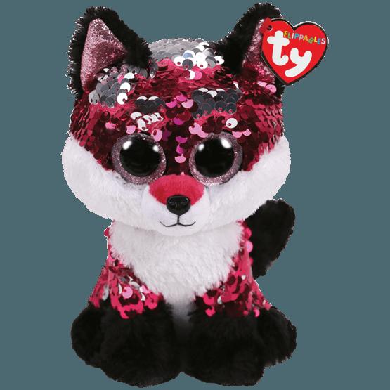 TY, Flippables - Jewel Fox 15 cm