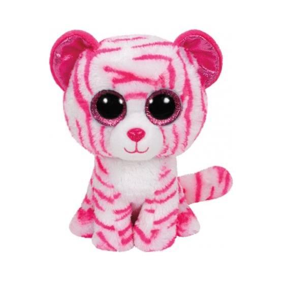 TY, Beanie Boos - Asia Tiger Randig 23 cm