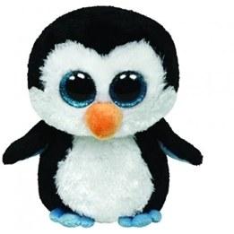 TY, Beanie Boos - Waddles Pingvin 23 cm
