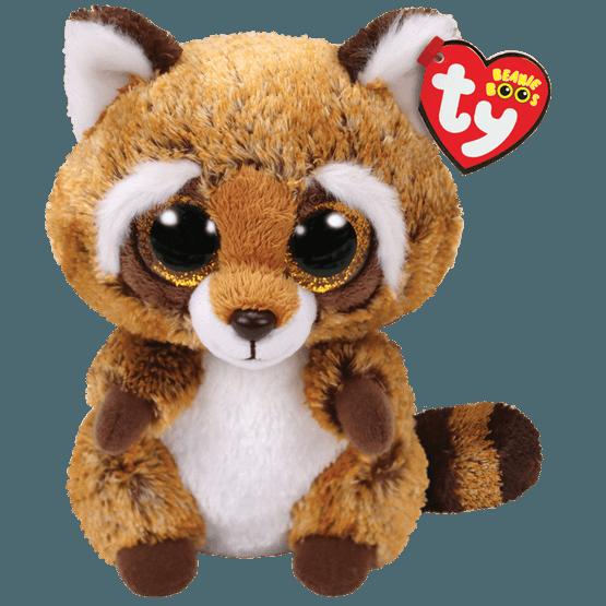 TY, Beanie Boos - RusTY Tvättbjörn 15 cm