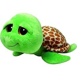 TY, Beanie Boos - Zippy Sköldpadda 23 cm
