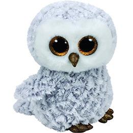 TY, Beanie Boos - Owlette Uggla 23 cm
