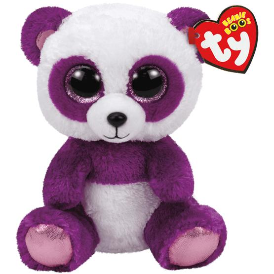 TY, Beanie Boos - Boom Boom Panda 23 cm